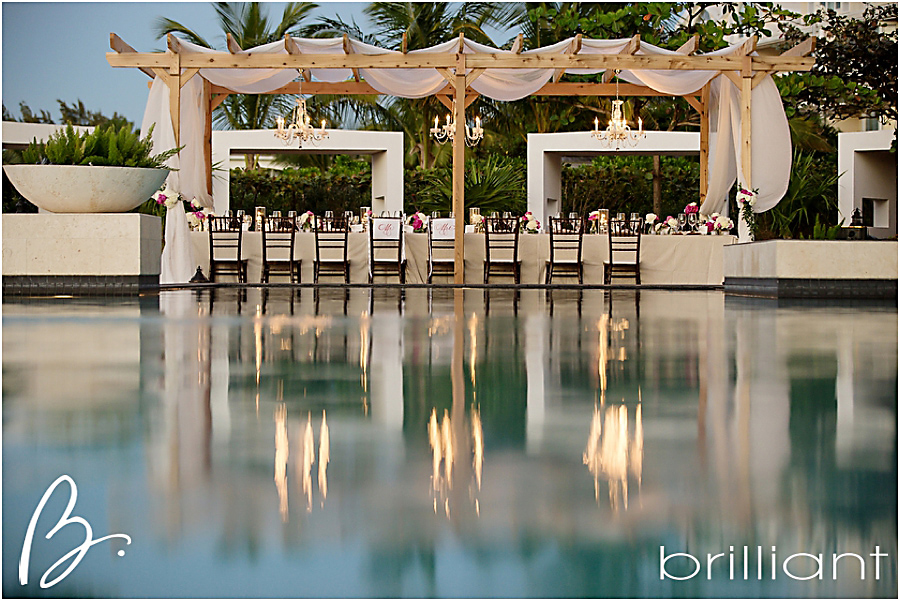 Rustic Glam Beach Wedding Brilliant Studios