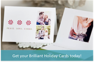 Brilliant Holiday Cards