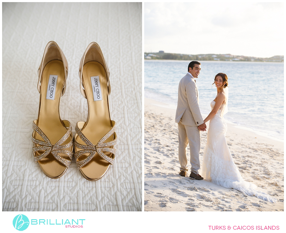 Bridal shoes for destination weddings in the caribbean for Destination weddings in the caribbean