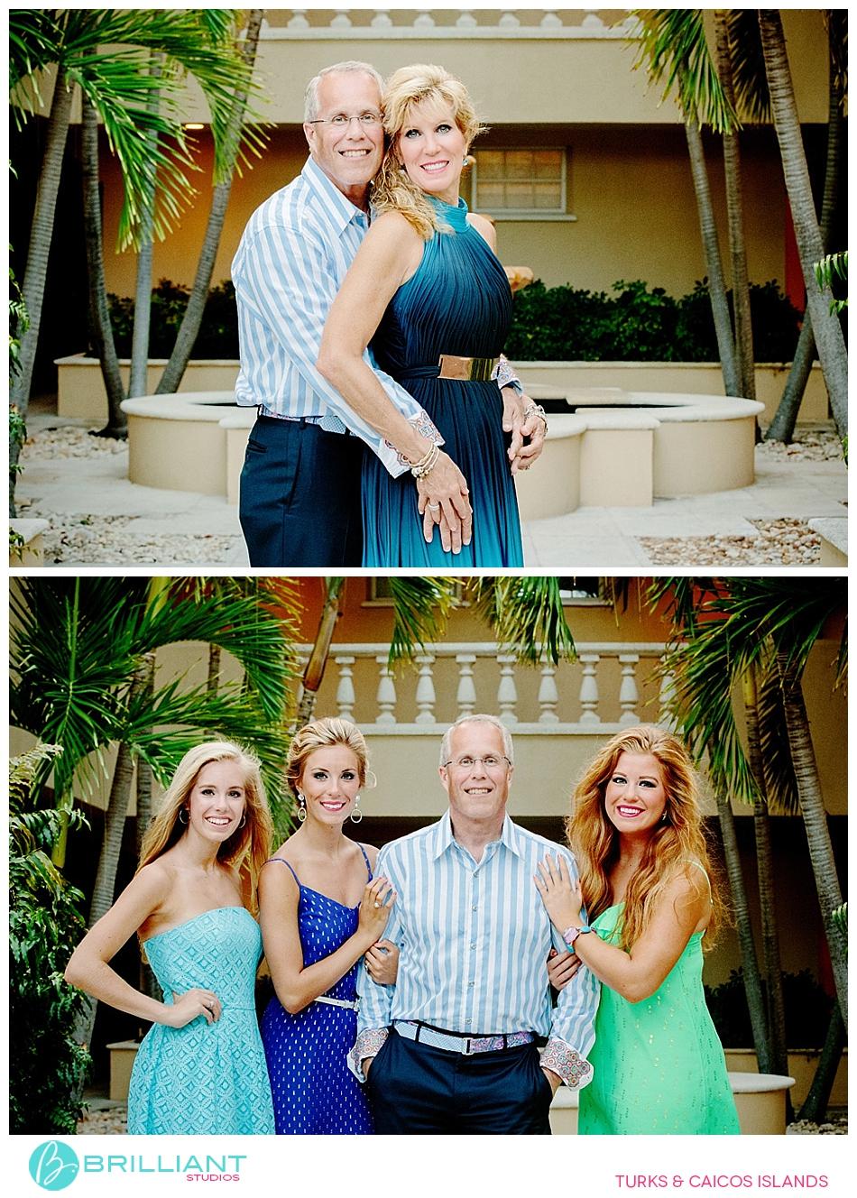 Grace Bay Club Family Portrait05