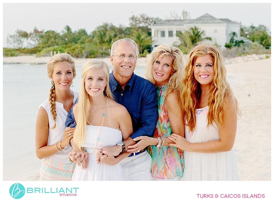 Grace Bay Club Family Portrait09