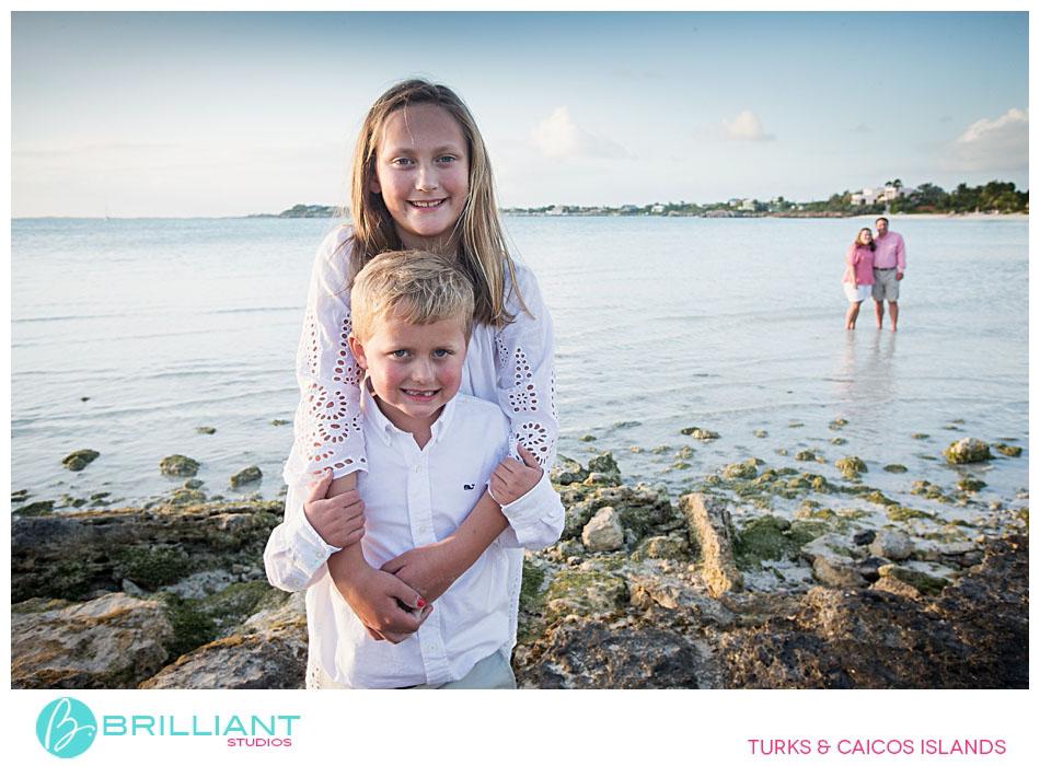 turks and caicos family vacation
