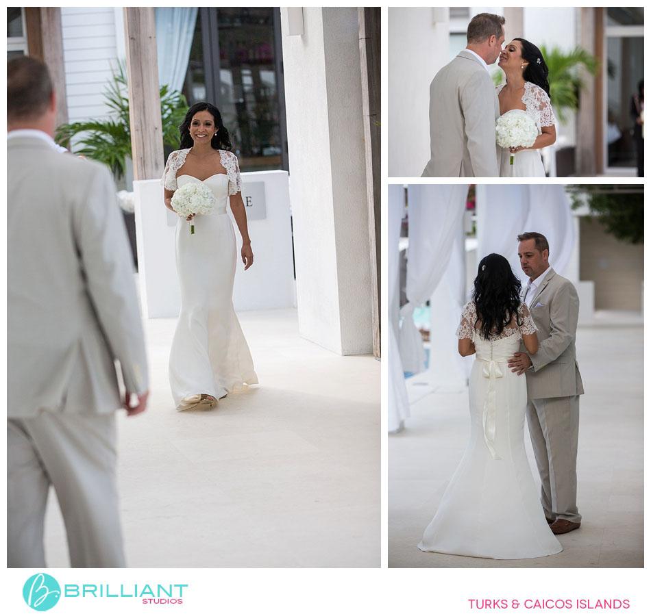 Caribbean elopement