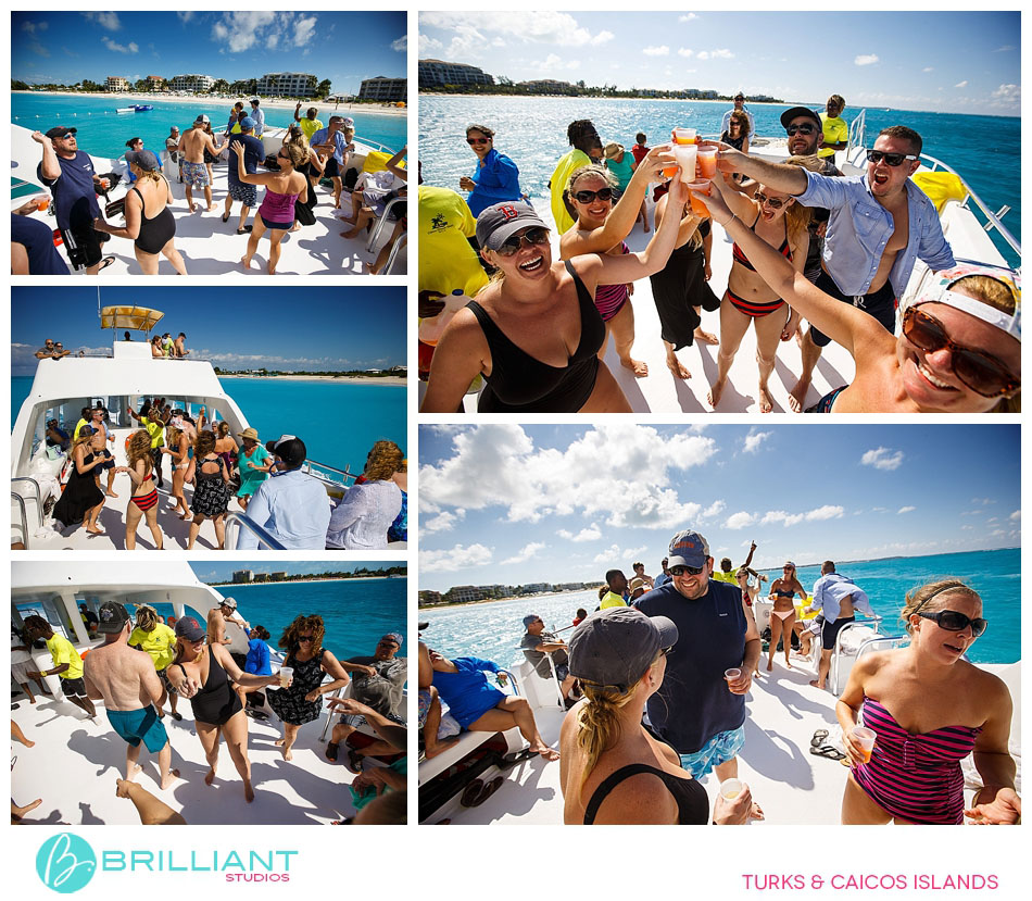 Boats, Conch and Party Time!