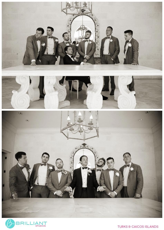 grace bay wedding