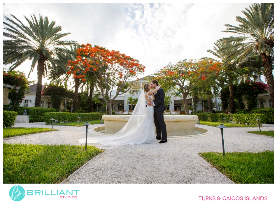 palms wedding
