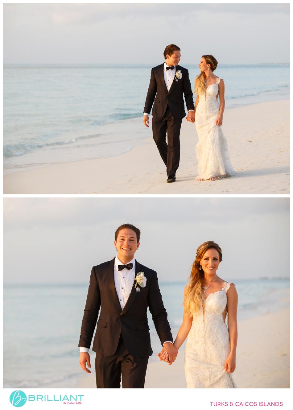 turks and caicos wedding