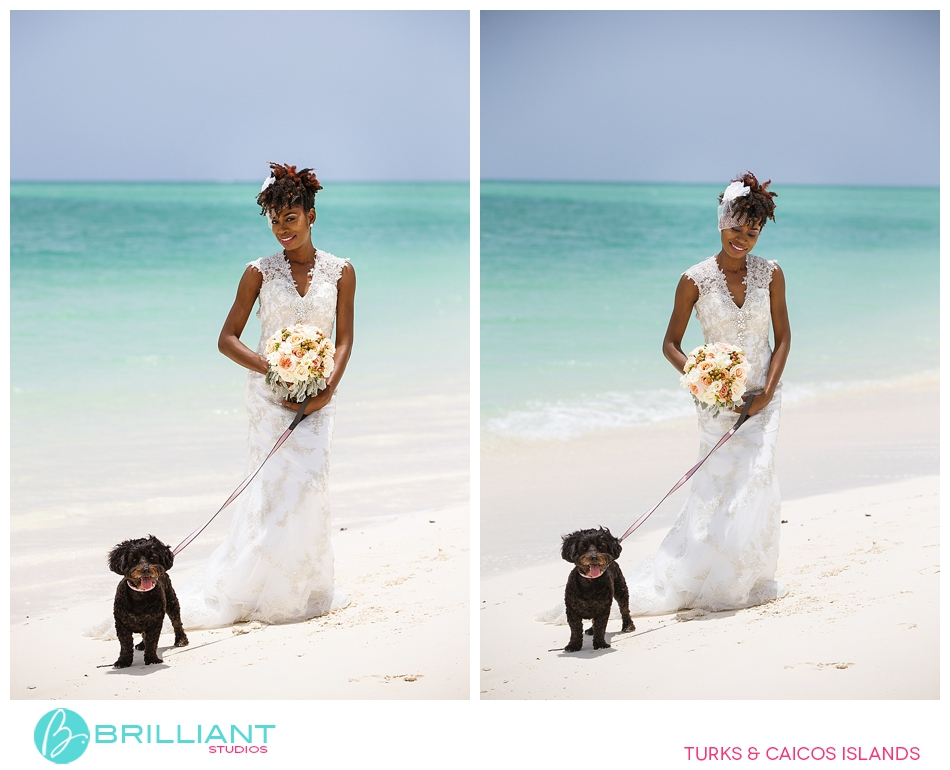 Parrot Cay Wedding