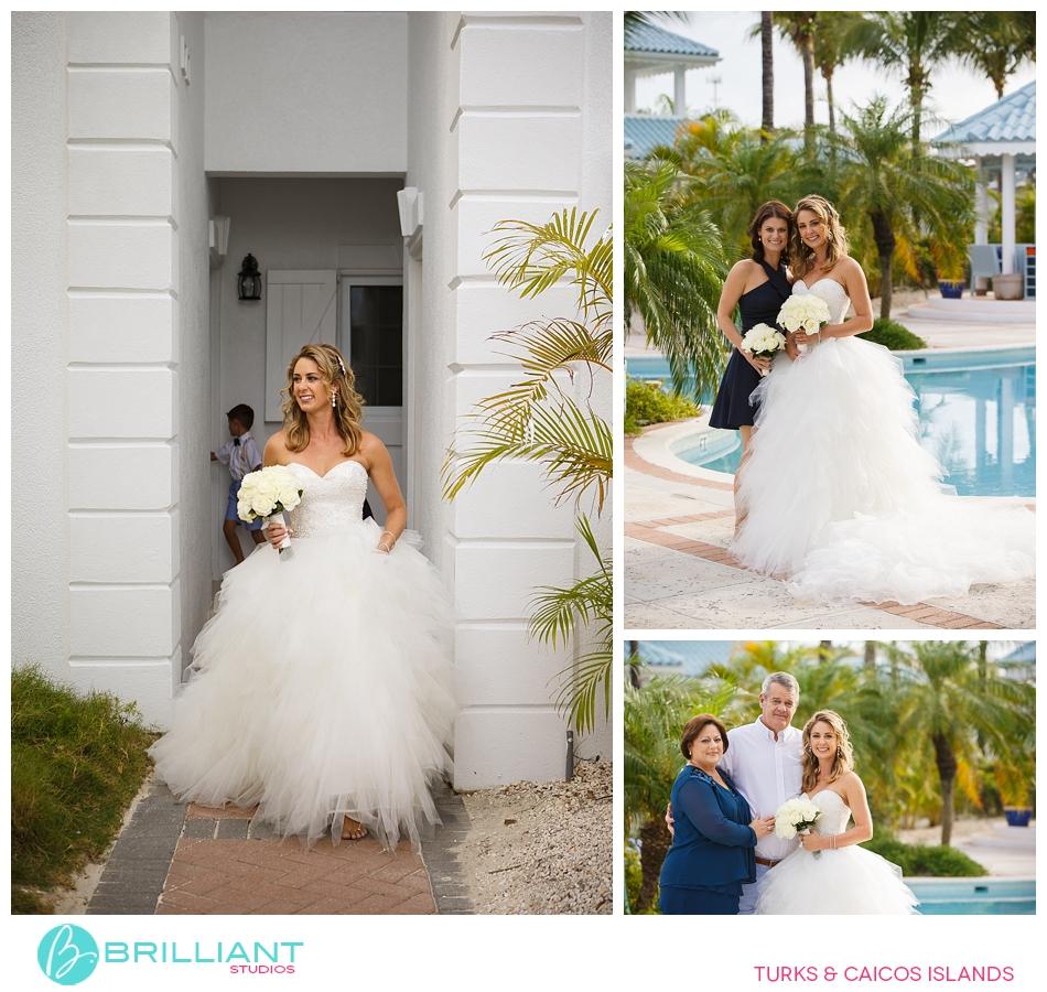 Wedding Beach House Turks and Caicos