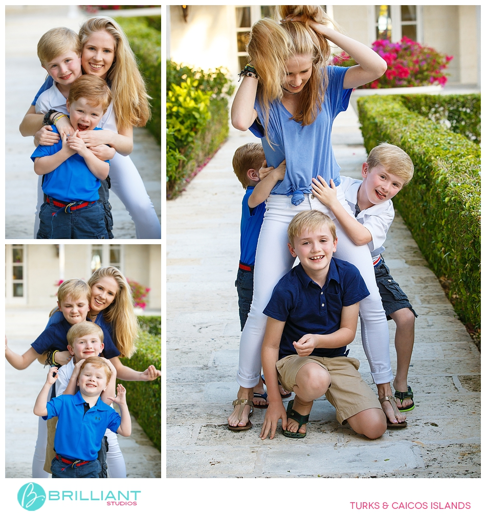 providenciales family photography