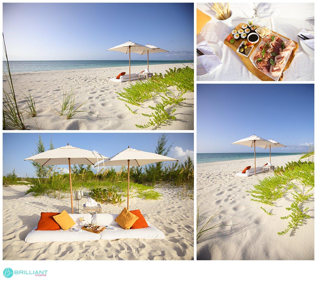 Parrot Cay Secret Proposal