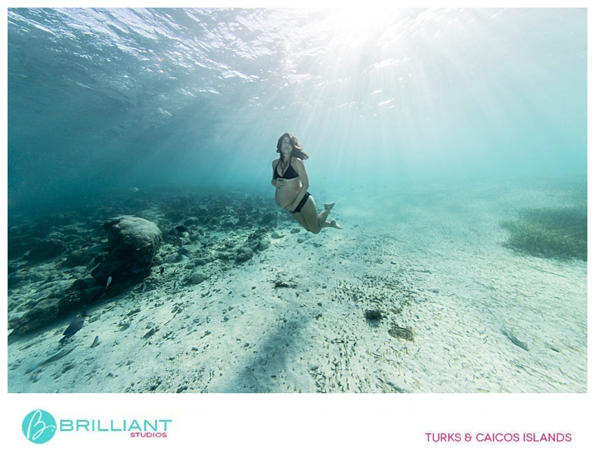 turks and caicos undeerwater photography