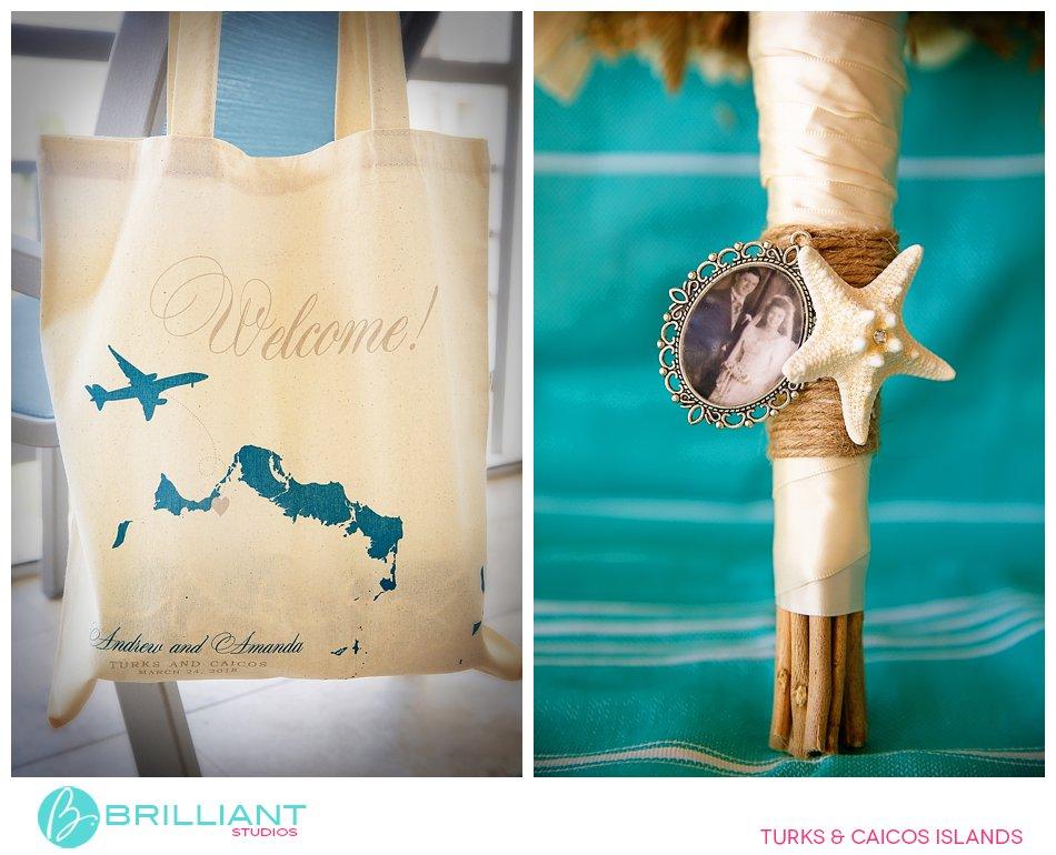 wedding details Turks and Caicos Islands