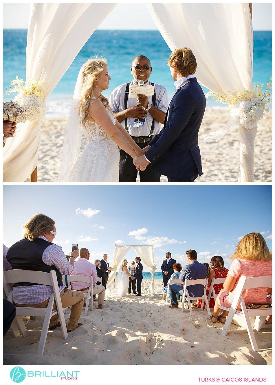wedding ceremony Providenciales