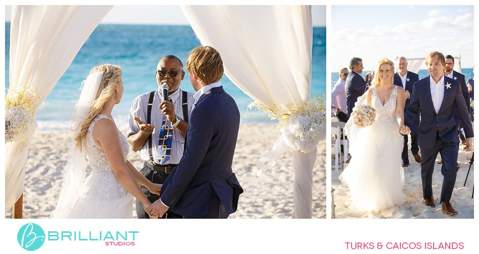 Officiant Pastor Coleby Turks and Caicos