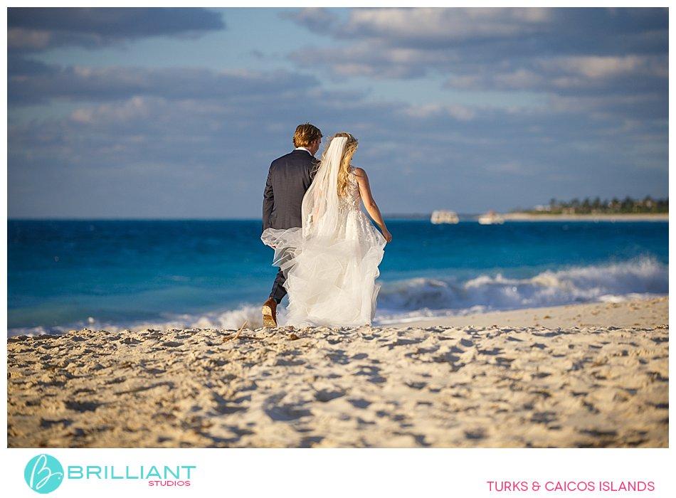 Destination wedding Turks and Caicos Islands