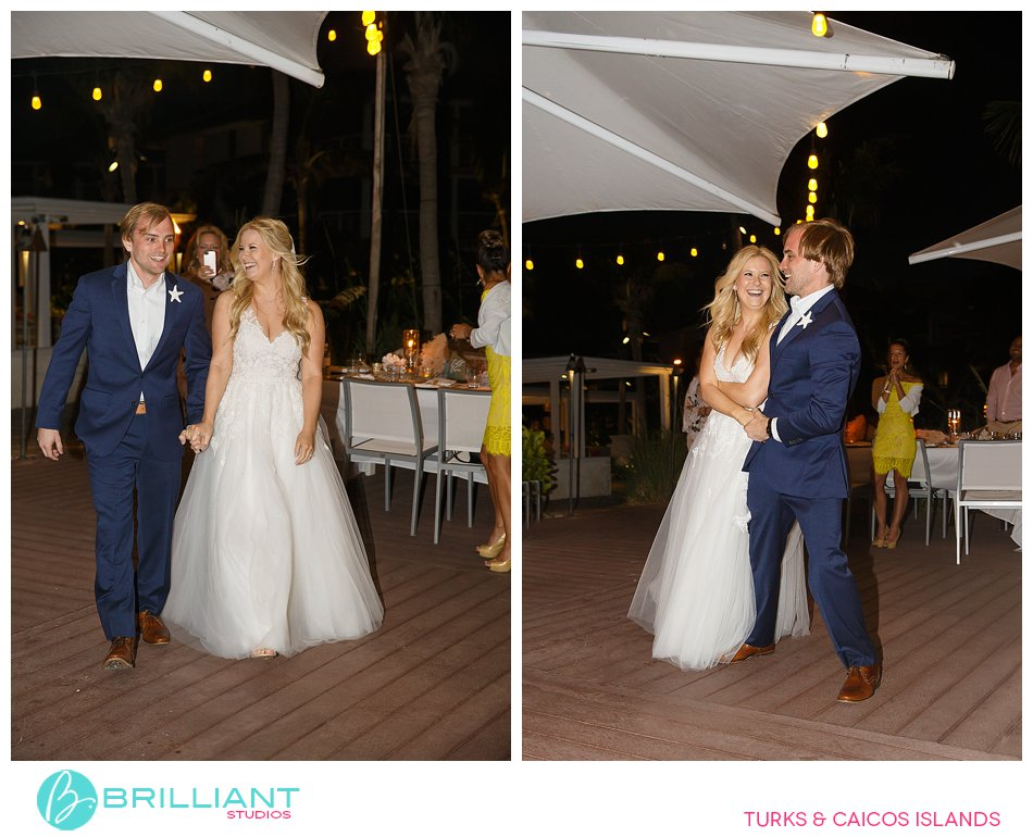 first dance Turks and Caicos Islands