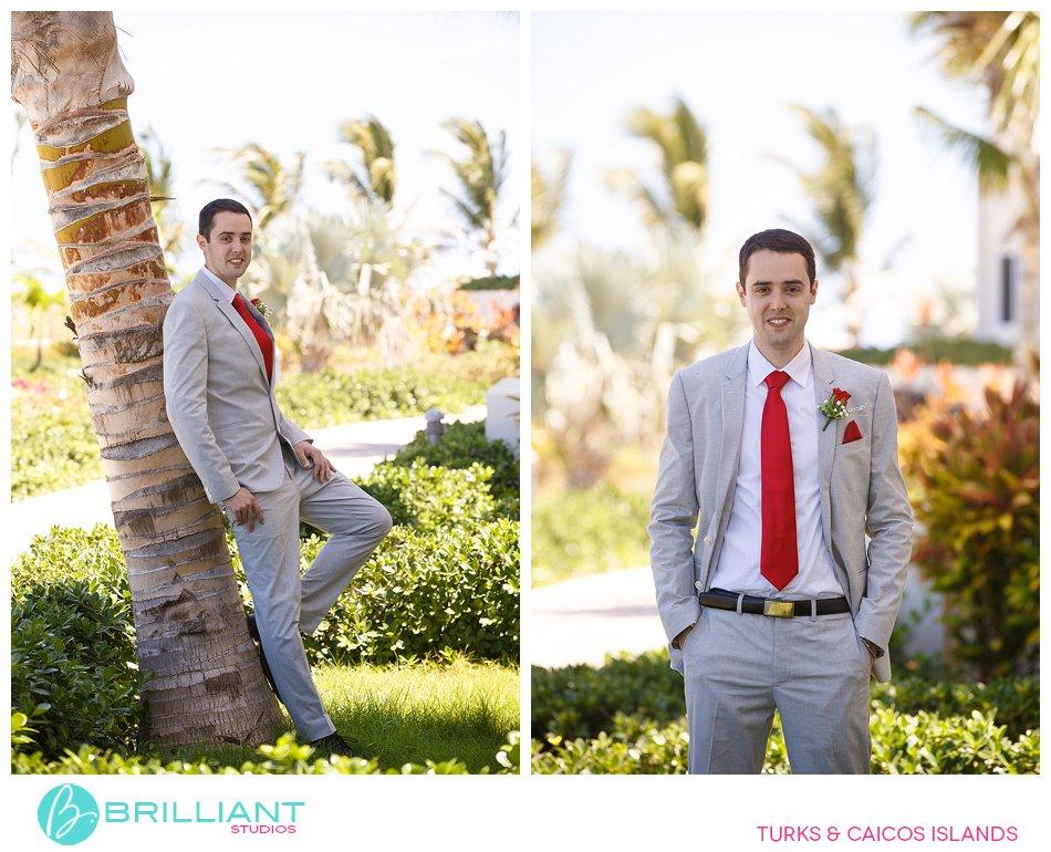 groom in East bay resort