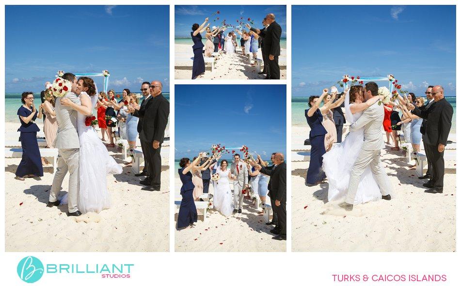 South Caicos wedding
