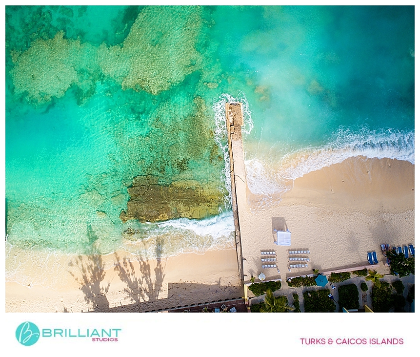 drone photography Grand Turk