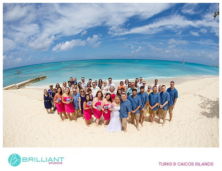 If You Would Like Us To Photograph Your Destination Wedding Please Go Brilliant Studios Weddings Drone Photography Grand Turk
