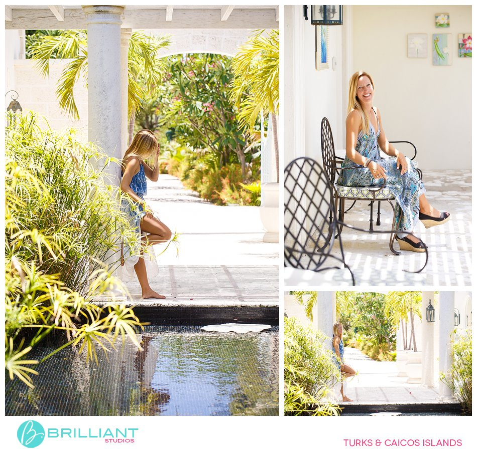 lifestyle photography Turks and Caicos Islands