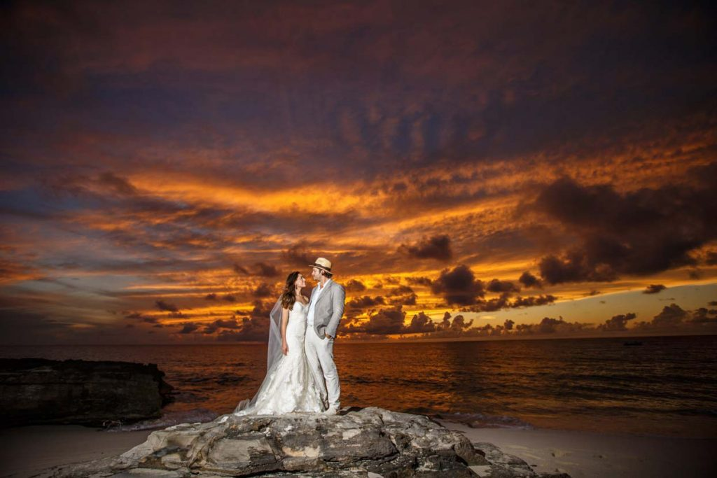Turks and Caicos Wedding Photographer, Brilliant Studios Wedding Photography
