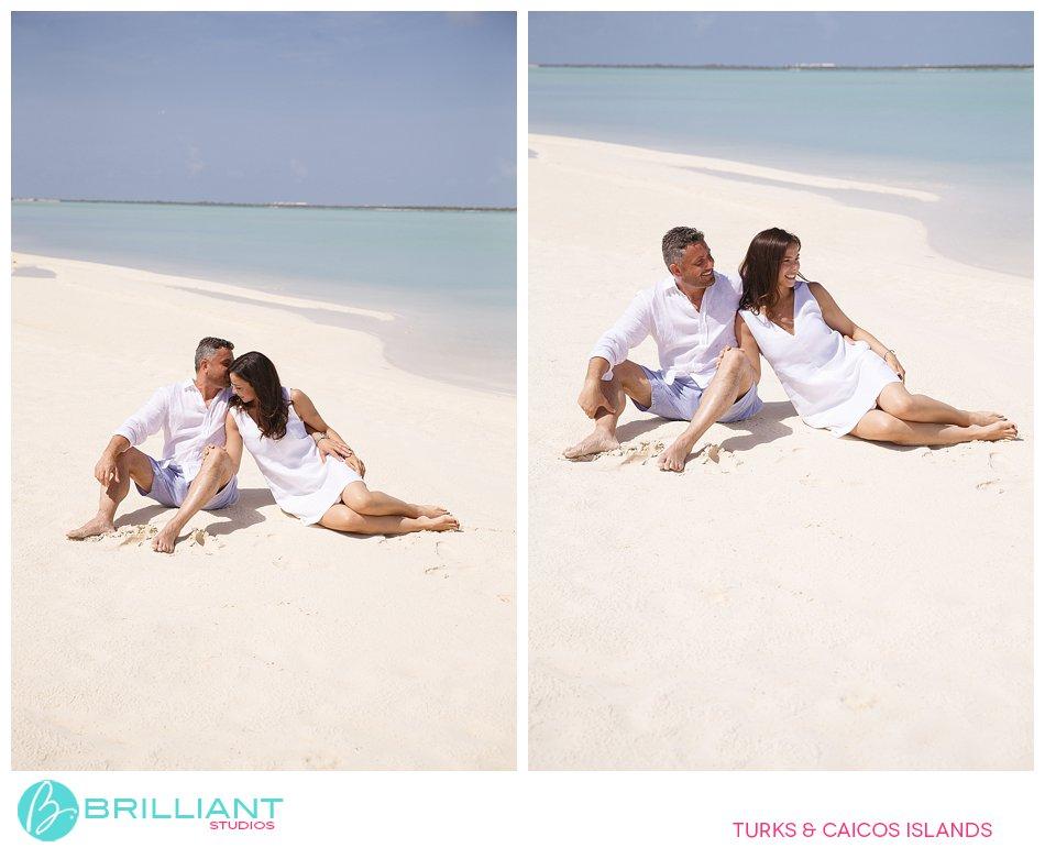 South Caicos beach photo shoot