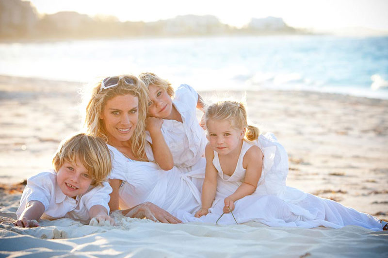 photographers in Turks and Caicos, Family Photoshoot